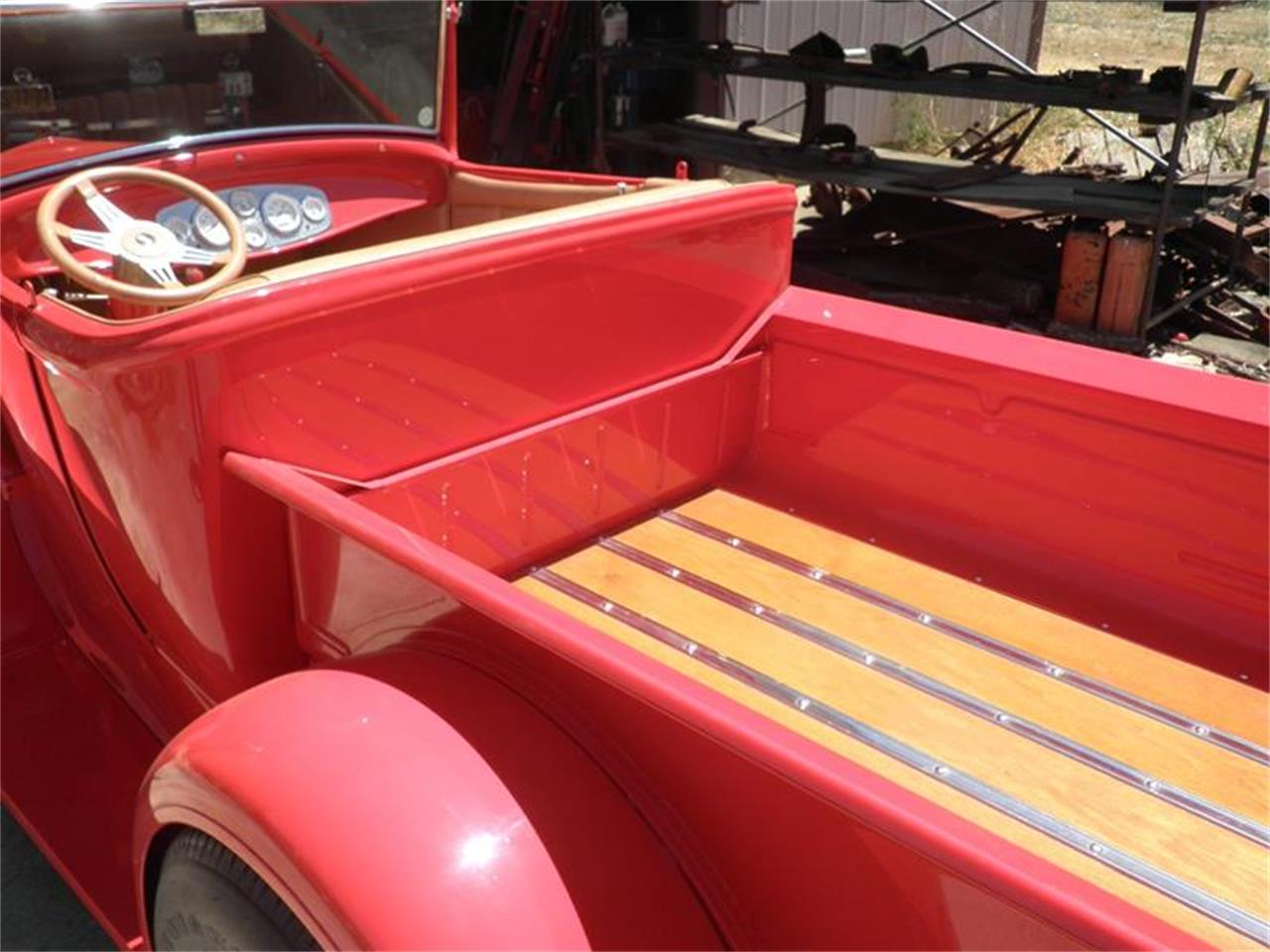Large Picture of Classic '31 Ford Roadster located in San Luis Obispo California Offered by Classic Car Guy - F36W