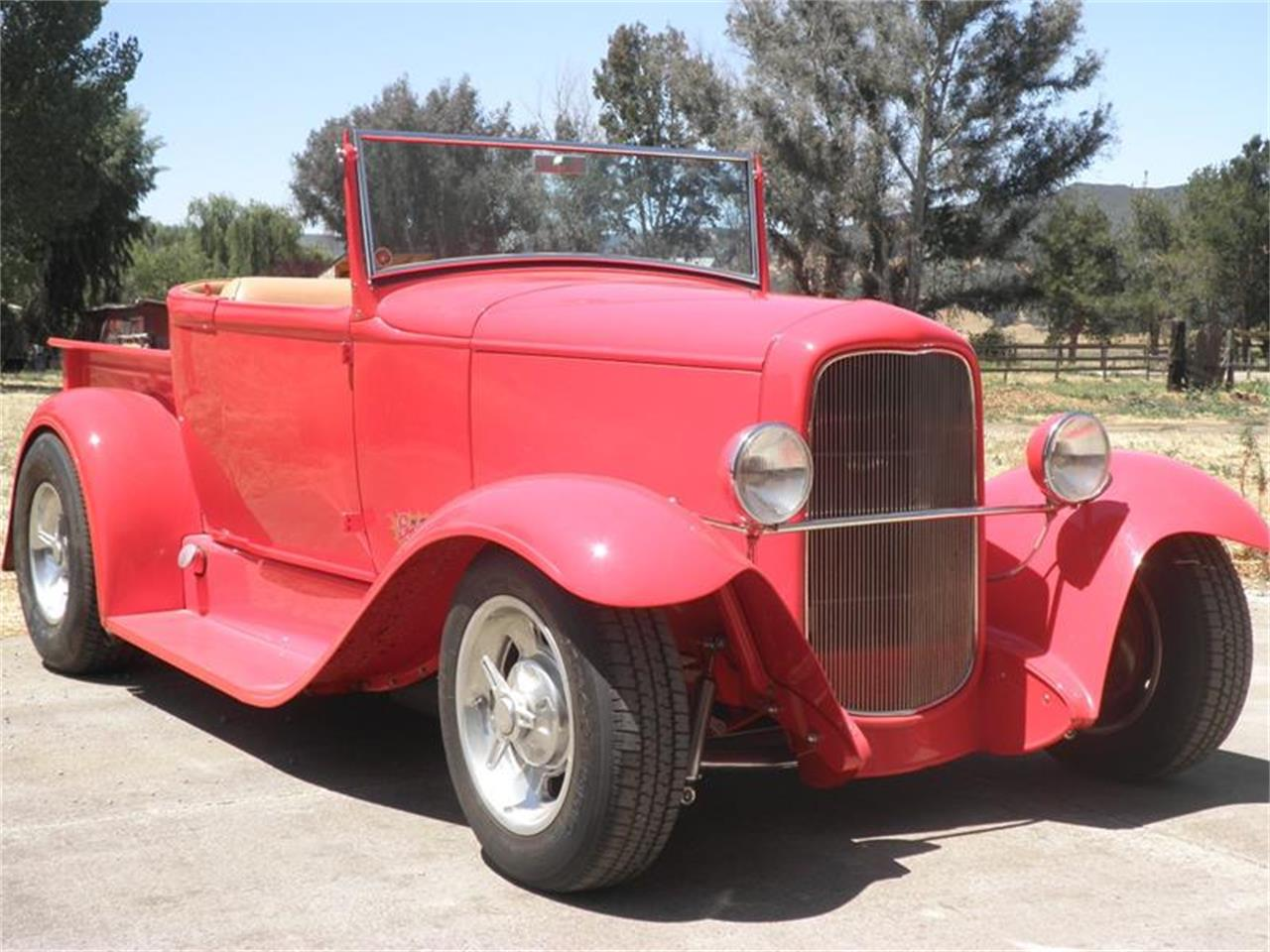Large Picture of Classic '31 Ford Roadster located in California - $45,000.00 - F36W