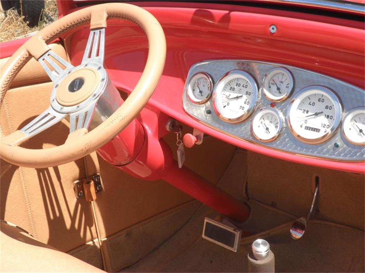Large Picture of 1931 Ford Roadster - F36W