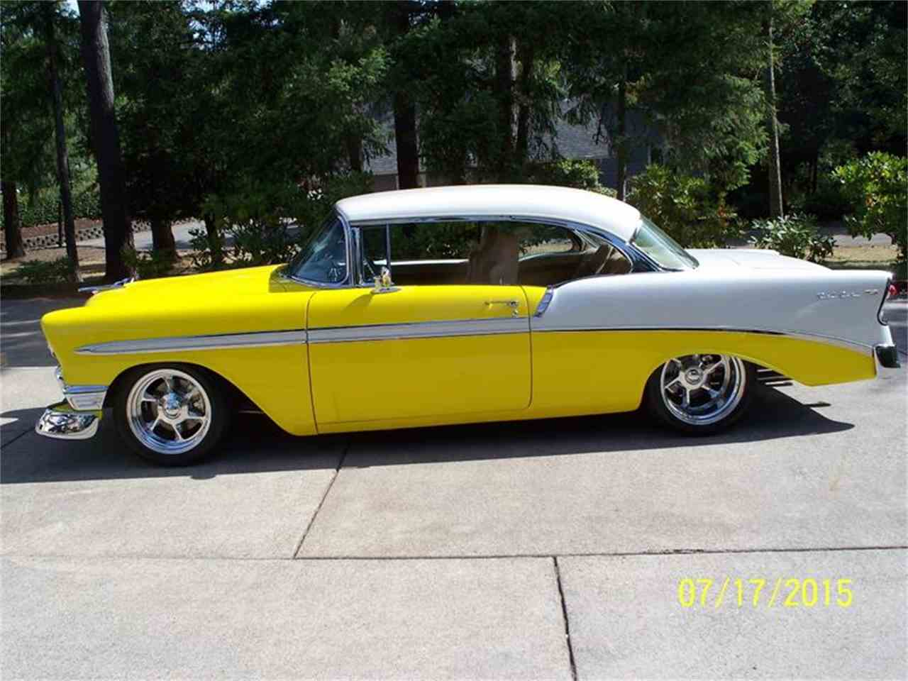 Large Picture of '56 Bel Air - F36Y