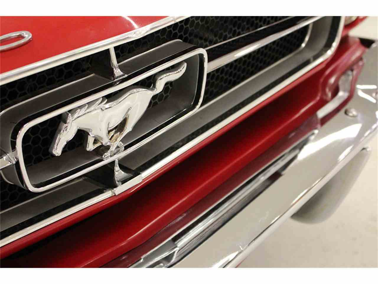Large Picture of '65 Mustang - F38O