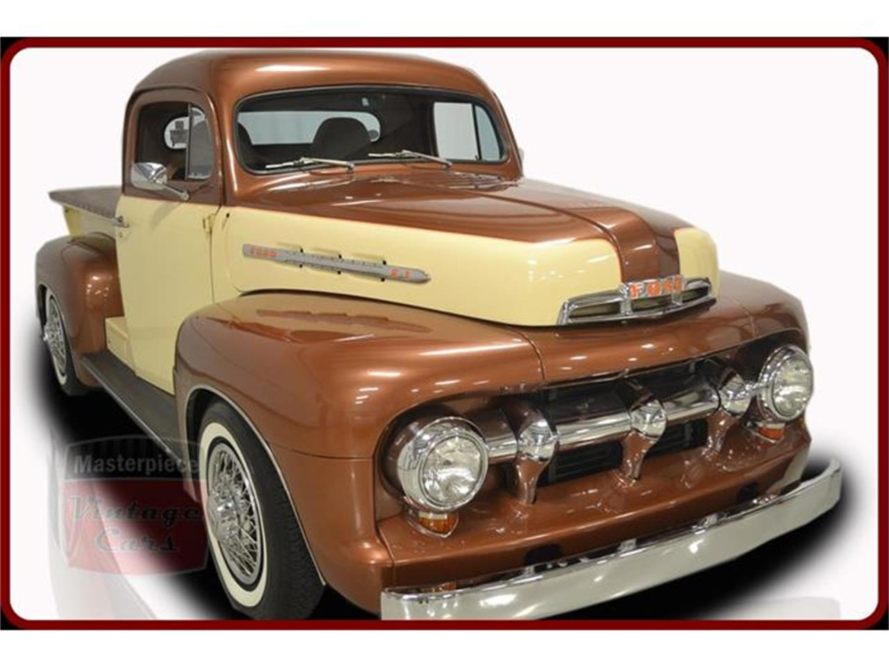 Large Picture of '51 Pickup - F3A3