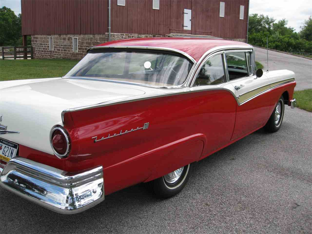 Large Picture of '57 Fairlane 500 - F3A4