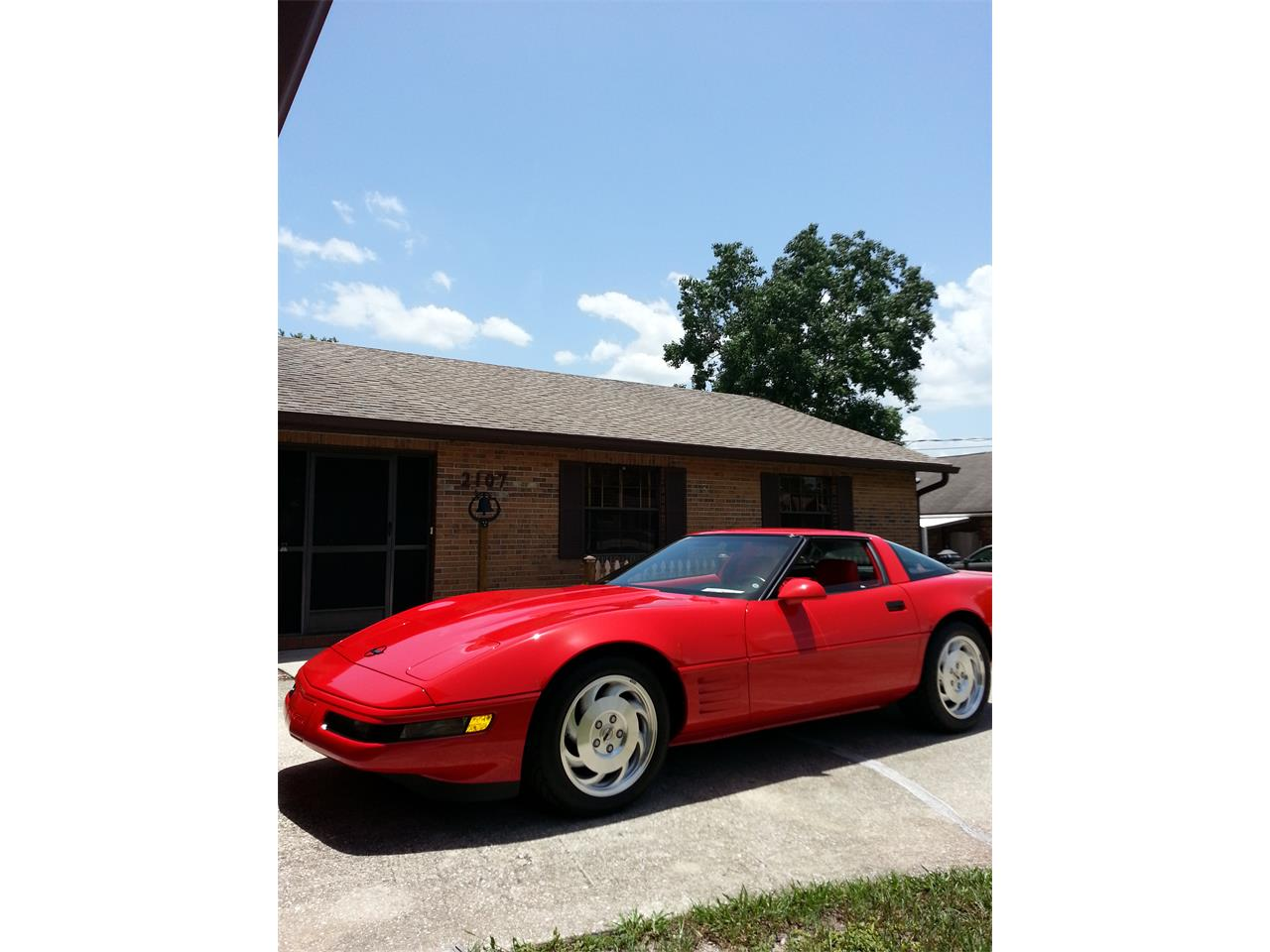 Large Picture of '93 Corvette - F3KU