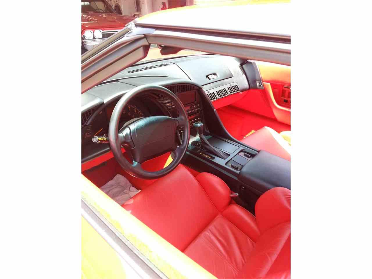 Large Picture of '93 Corvette - F3KU