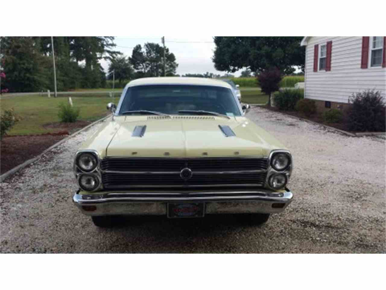 Large Picture of '66 Fairlane - F3LE