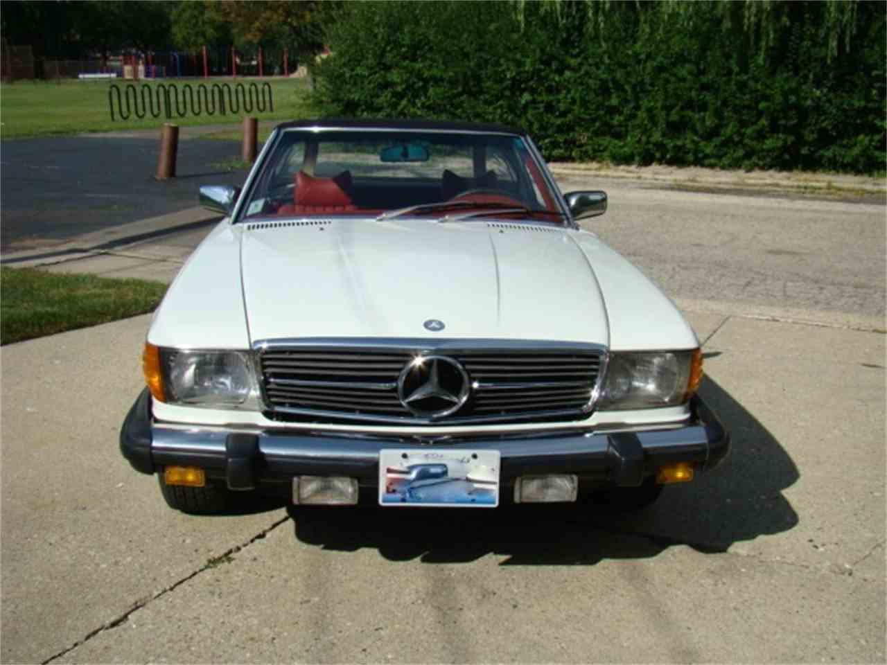 Large Picture of '78 450SL - F3LR