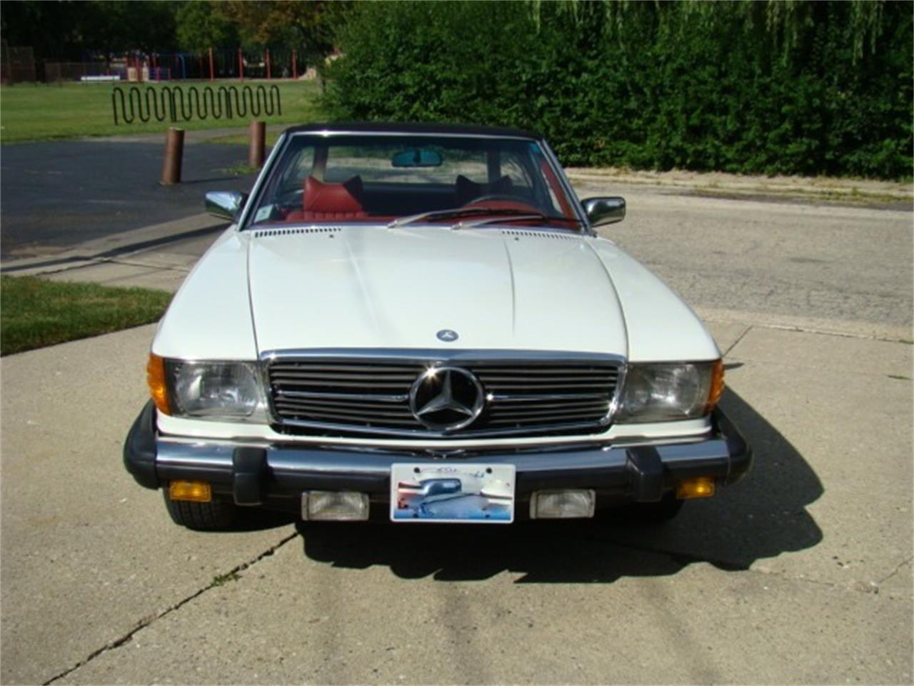 Large Picture of 1978 Mercedes-Benz 450SL located in Illinois - $16,990.00 Offered by a Private Seller - F3LR