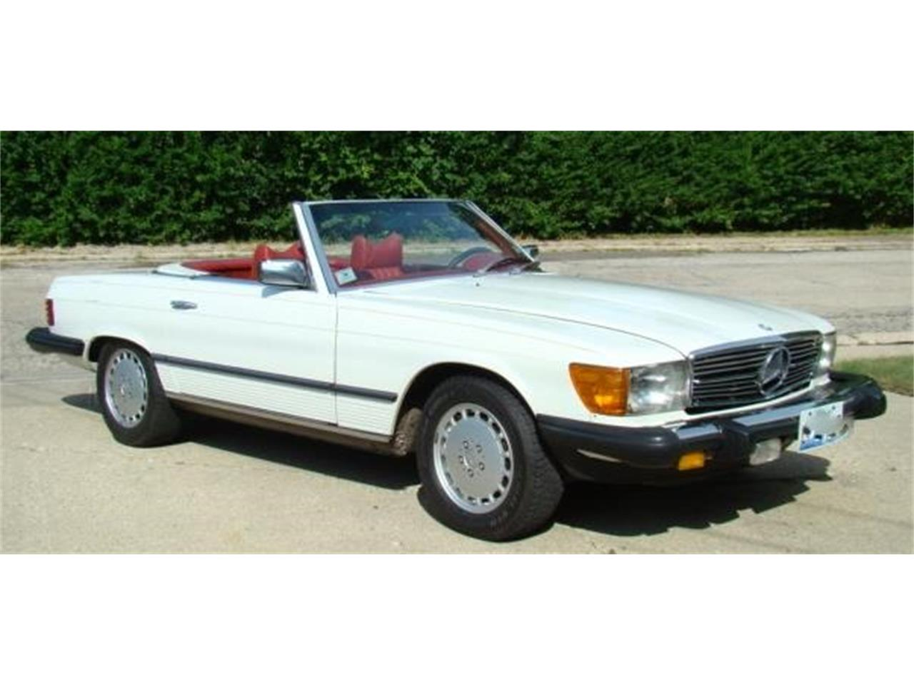 Large Picture of '78 450SL located in Deerfield Illinois - F3LR