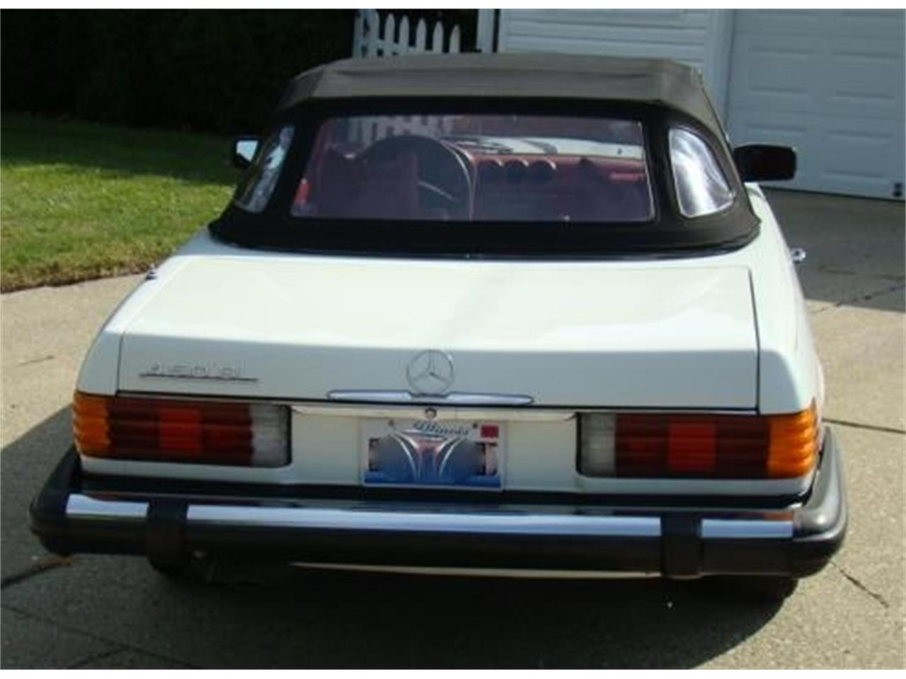 Large Picture of '78 Mercedes-Benz 450SL - F3LR