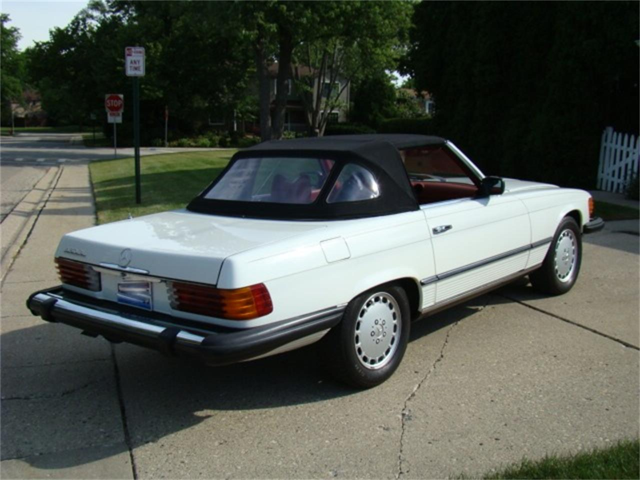 Large Picture of 1978 Mercedes-Benz 450SL - $16,990.00 Offered by a Private Seller - F3LR