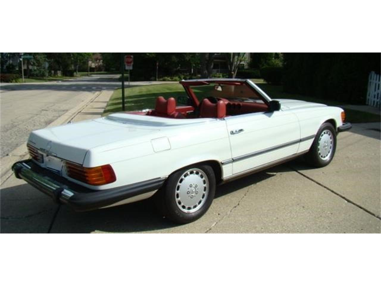 Large Picture of 1978 450SL located in Illinois - $16,990.00 Offered by a Private Seller - F3LR