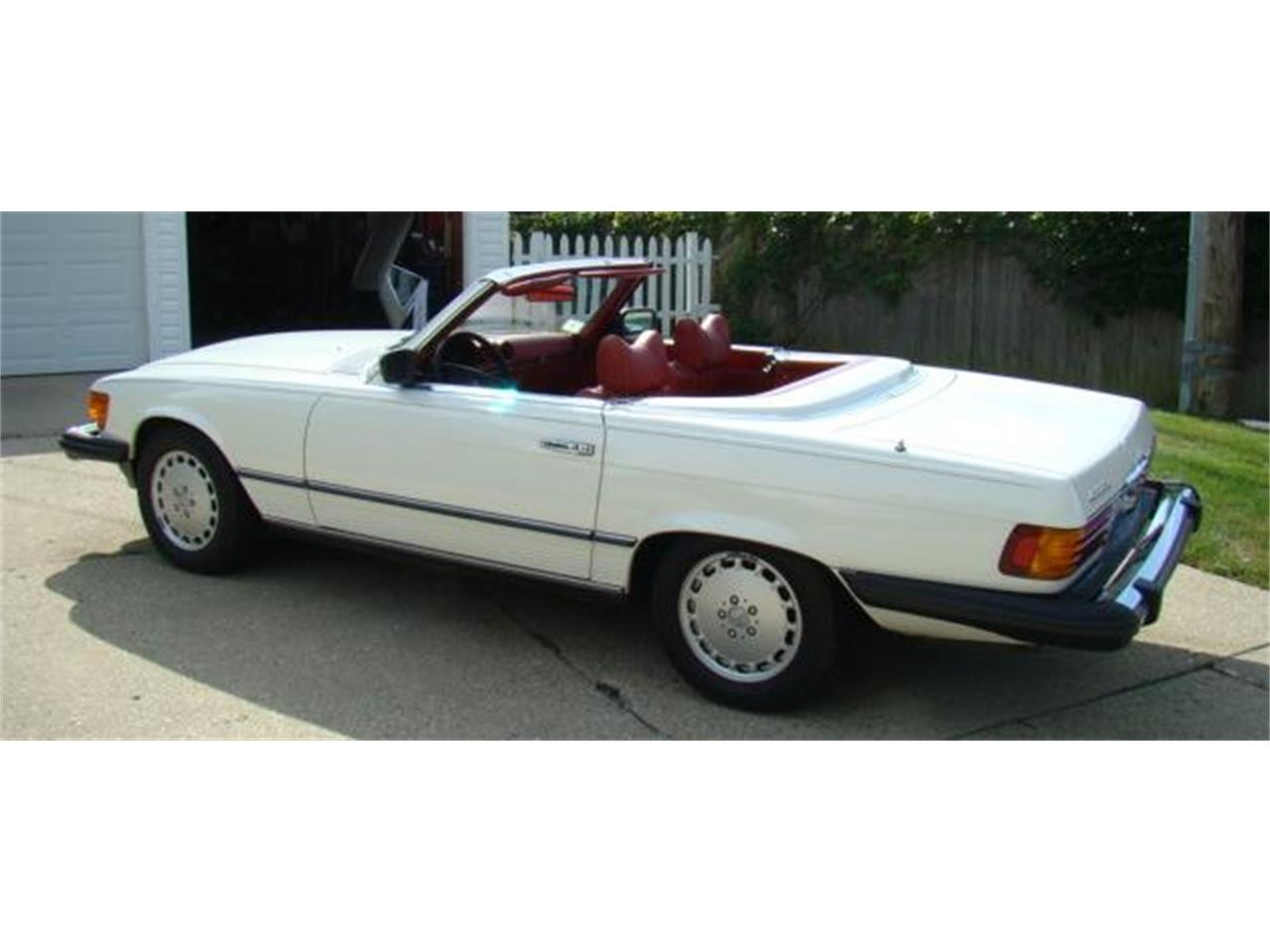Large Picture of 1978 450SL located in Deerfield Illinois - $16,990.00 Offered by a Private Seller - F3LR