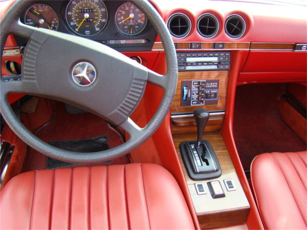 Large Picture of '78 Mercedes-Benz 450SL located in Deerfield Illinois Offered by a Private Seller - F3LR