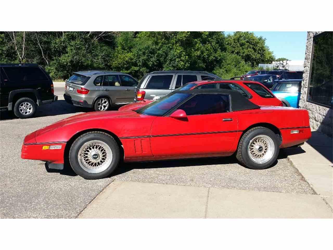 Large Picture of '87 Corvette - F3QD
