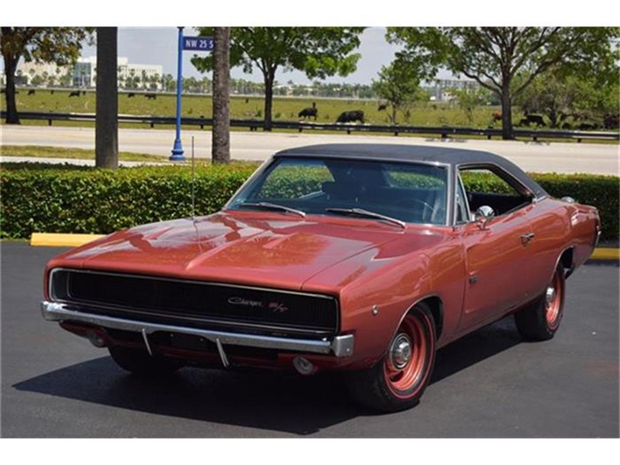 Large Picture of Classic '68 Dodge Charger R/T located in Florida - $134,900.00 Offered by The Garage - F3VL