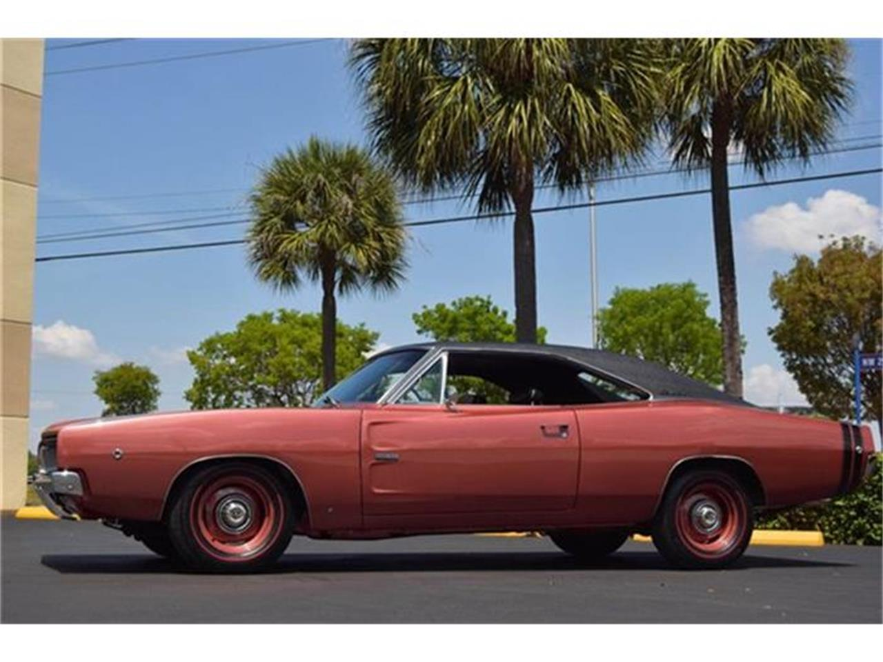 Large Picture of Classic '68 Dodge Charger R/T Offered by The Garage - F3VL