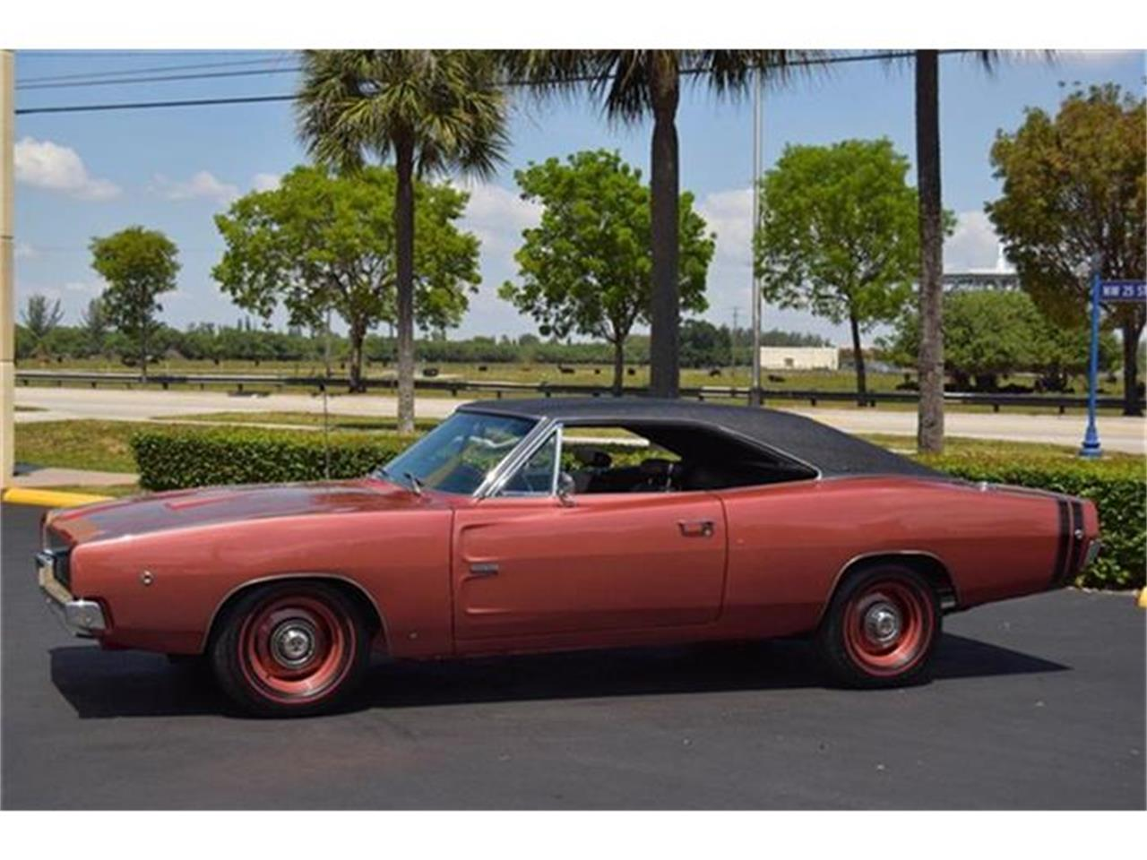 1968 dodge charger r t for sale cc 704865. Black Bedroom Furniture Sets. Home Design Ideas