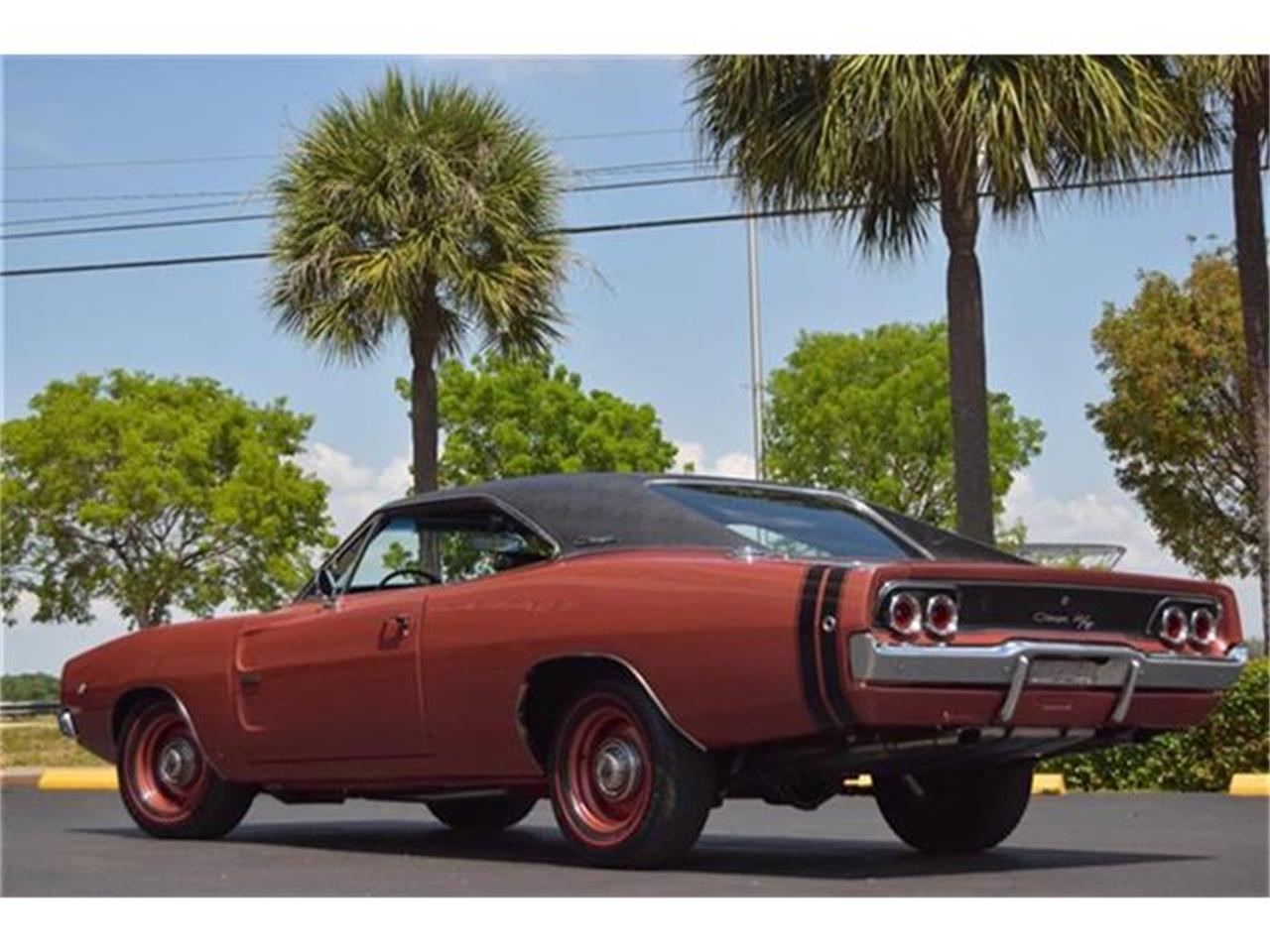 Large Picture of Classic '68 Dodge Charger R/T located in Miami Florida - $134,900.00 - F3VL