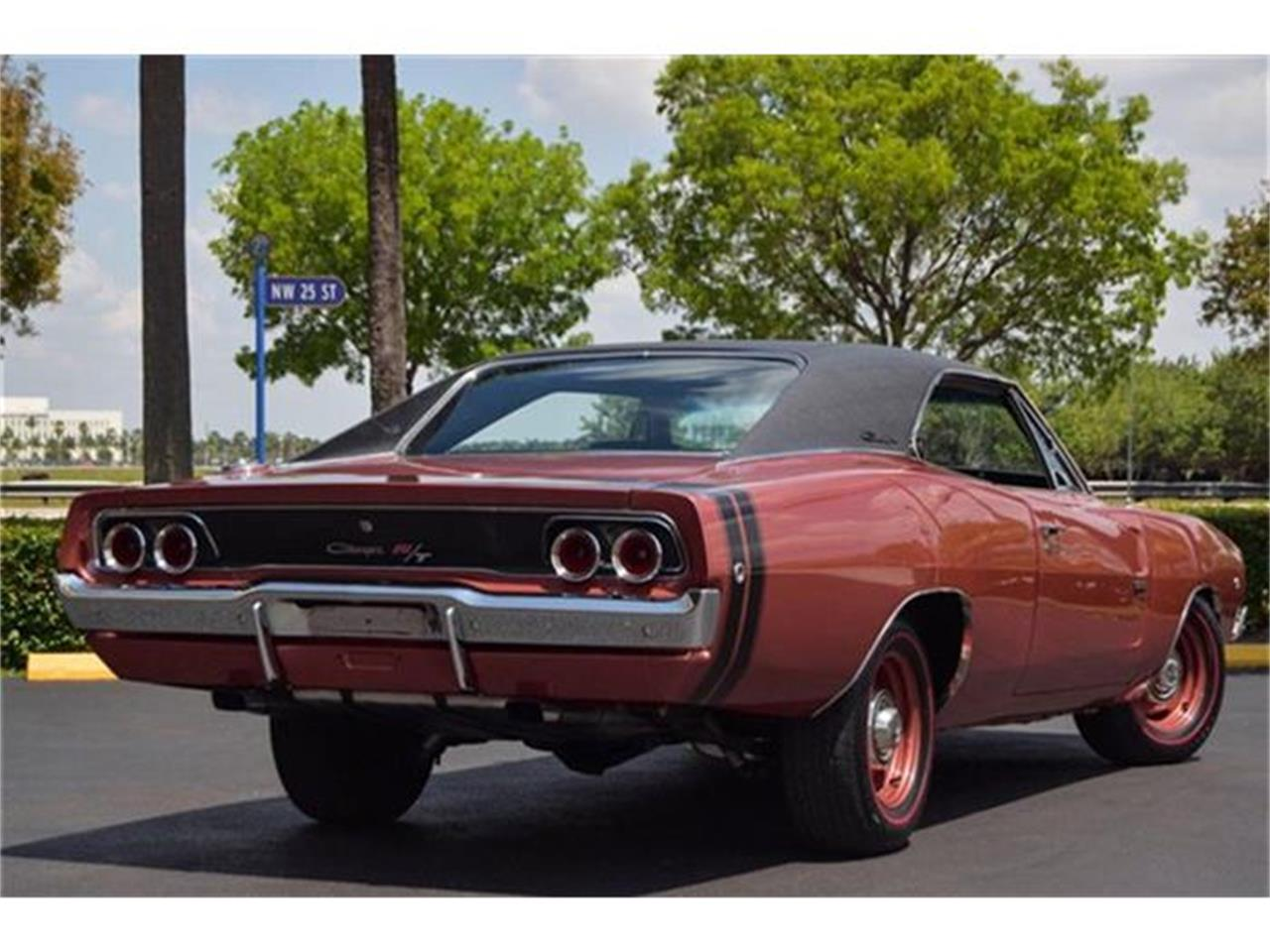 Large Picture of Classic '68 Dodge Charger R/T located in Miami Florida - F3VL