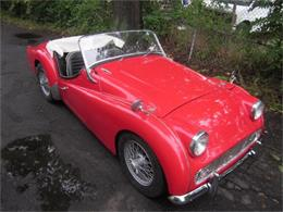 Picture of '60 Triumph TR3A Offered by The New England Classic Car Co. - F3WU