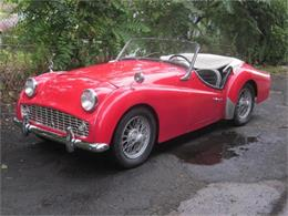 Picture of Classic 1960 Triumph TR3A located in Connecticut Offered by The New England Classic Car Co. - F3WU
