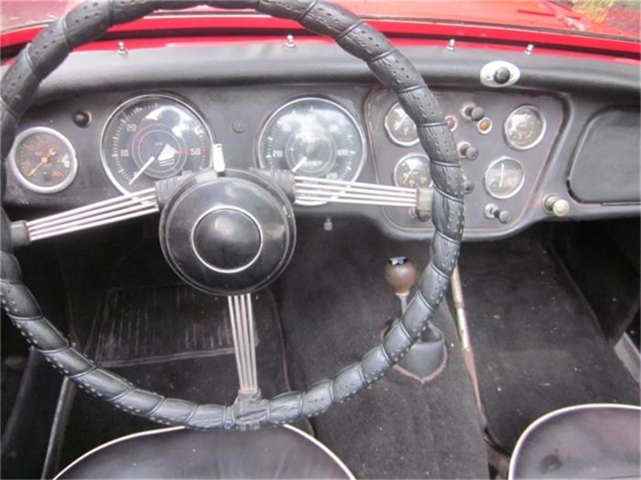 Large Picture of Classic 1960 TR3A - F3WU
