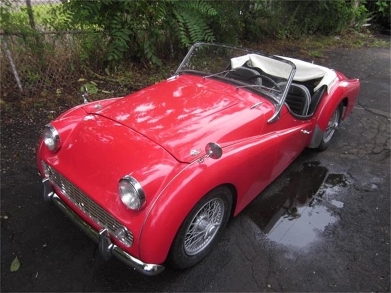 Large Picture of Classic '60 TR3A Offered by The New England Classic Car Co. - F3WU