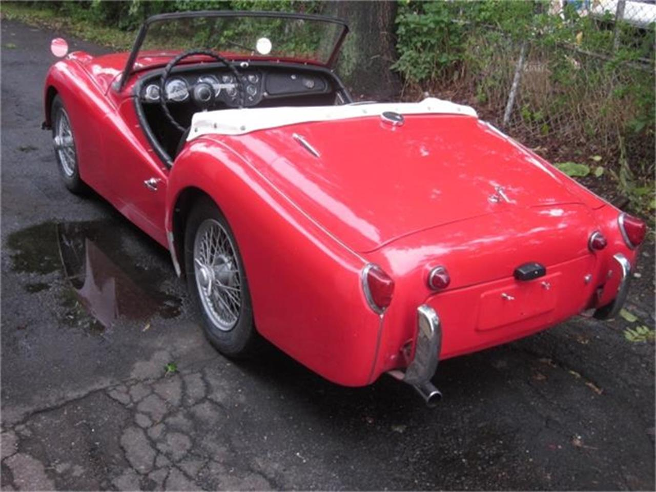 Large Picture of Classic 1960 TR3A located in Stratford Connecticut Offered by The New England Classic Car Co. - F3WU