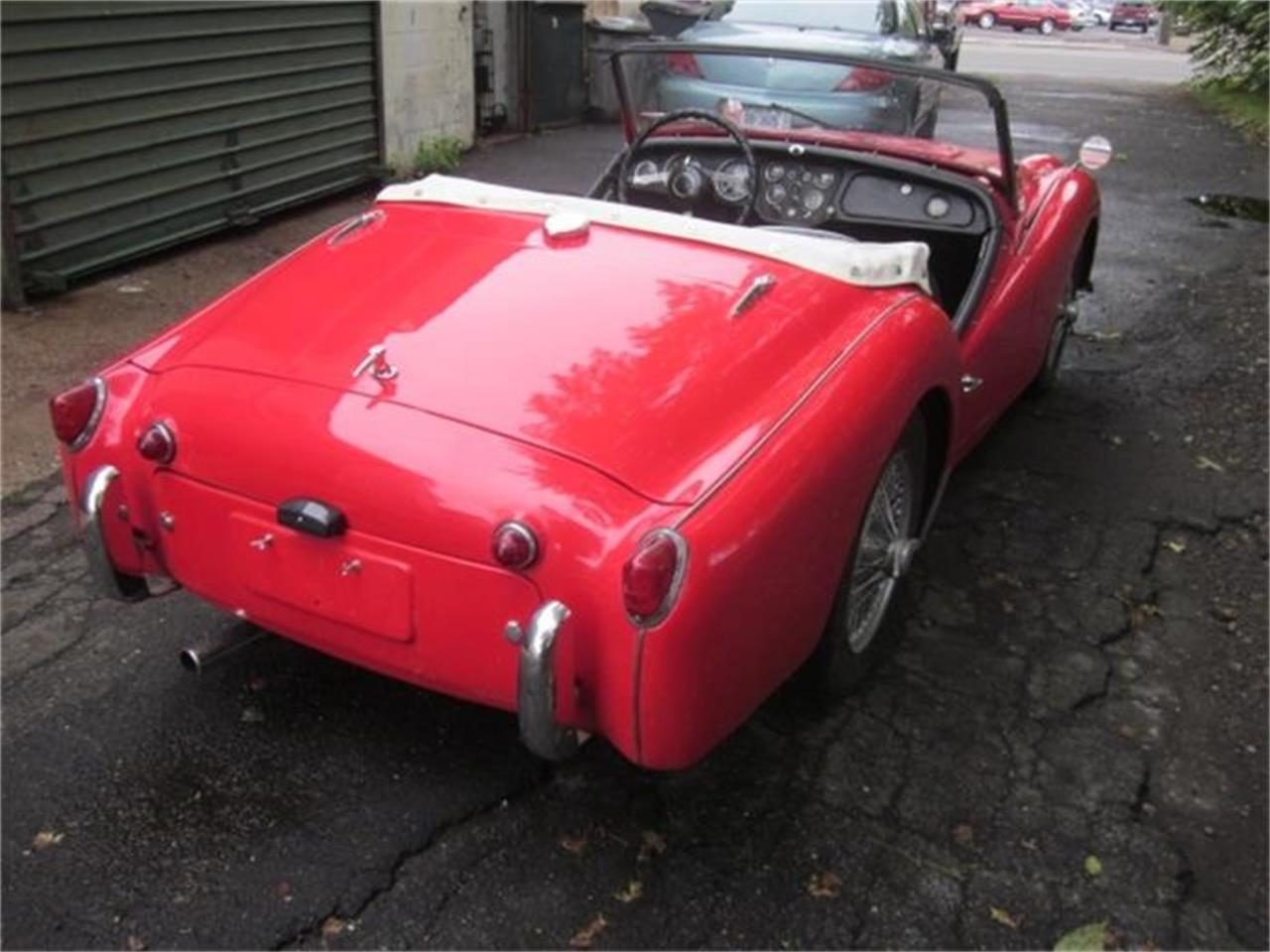 Large Picture of Classic '60 Triumph TR3A - $23,900.00 Offered by The New England Classic Car Co. - F3WU