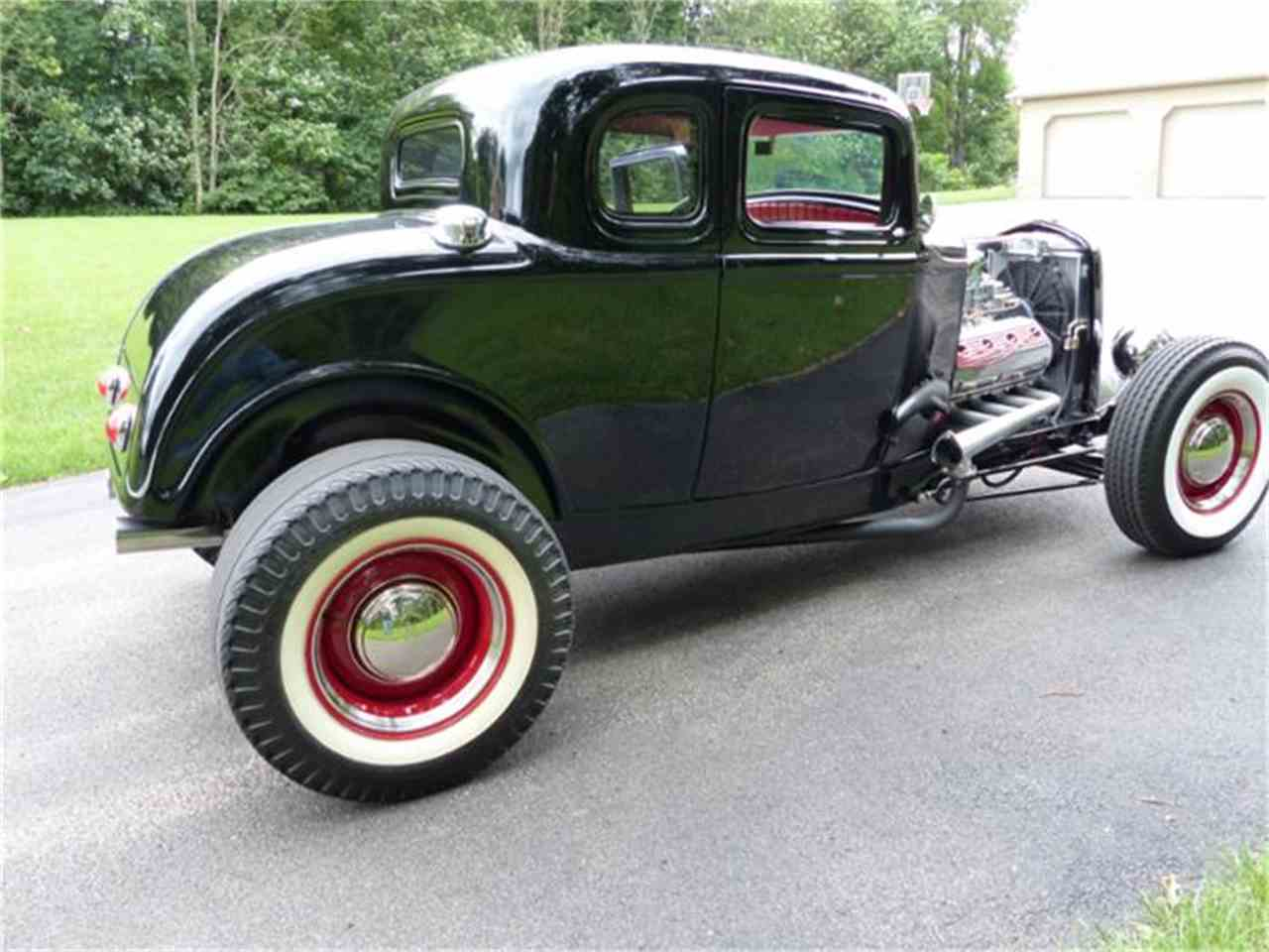 1932 Ford 5-Window Coupe for Sale | ClassicCars.com | CC-705197