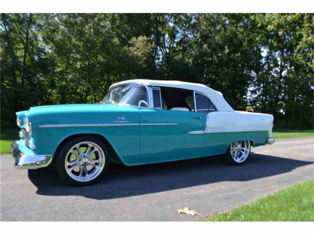 Large Picture of '55 Bel Air - F44V