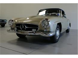 Picture of 1958 Mercedes-Benz 190SL located in Fallbrook California Auction Vehicle Offered by CPR Classic Sales - F45J