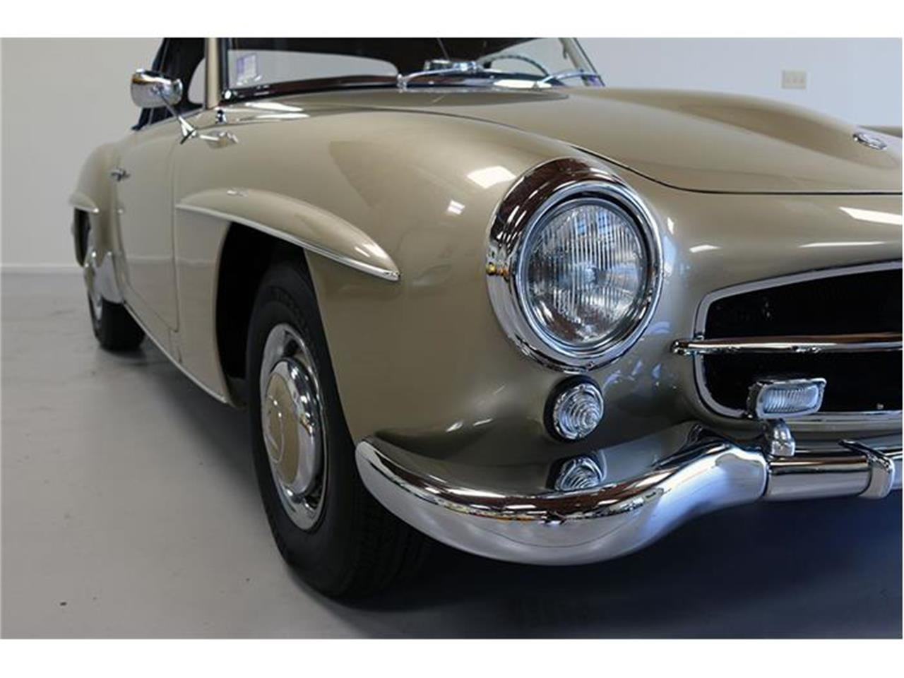 Large Picture of Classic 1958 Mercedes-Benz 190SL located in Fallbrook California Auction Vehicle Offered by CPR Classic Sales - F45J