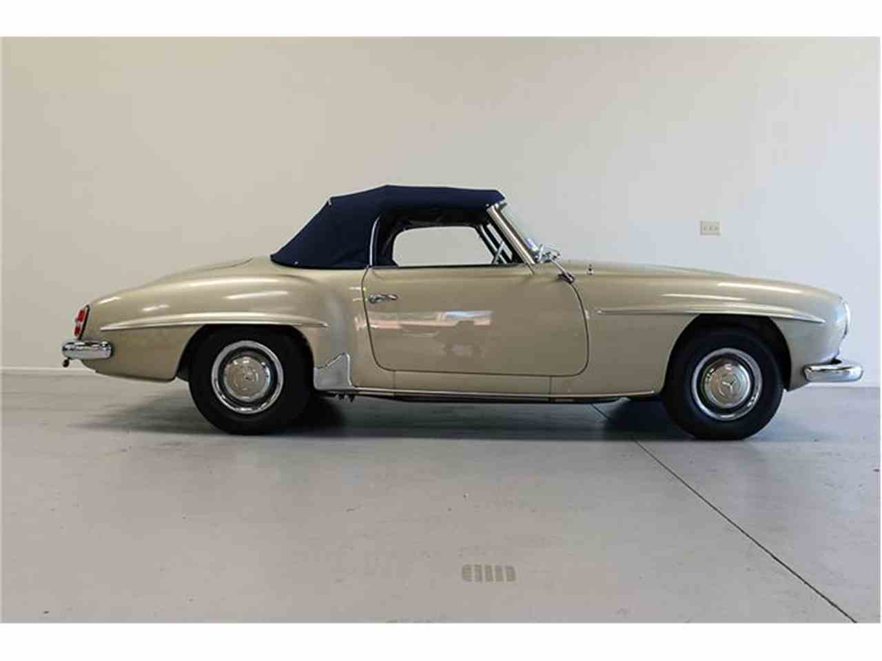 Large Picture of '58 190SL - F45J