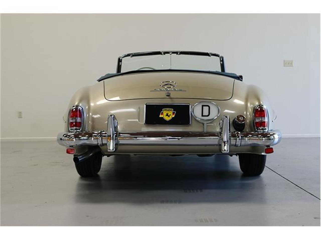 Large Picture of '58 Mercedes-Benz 190SL - F45J