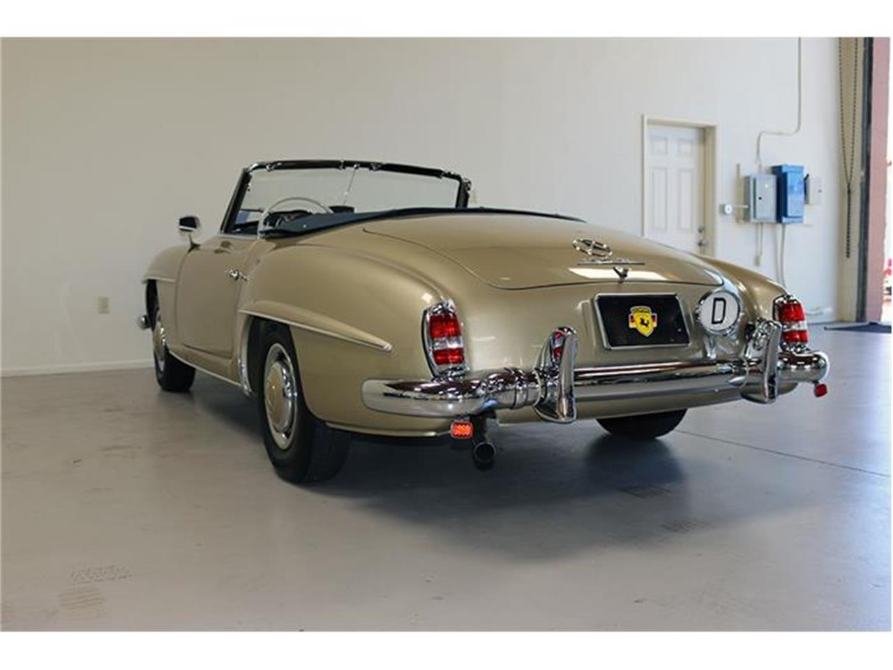 Large Picture of 1958 Mercedes-Benz 190SL located in California Auction Vehicle Offered by CPR Classic Sales - F45J