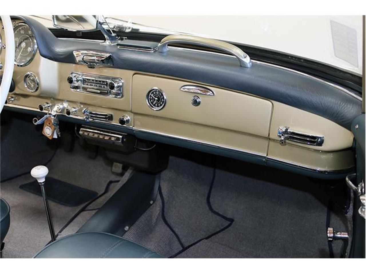 Large Picture of '58 190SL Auction Vehicle Offered by CPR Classic Sales - F45J
