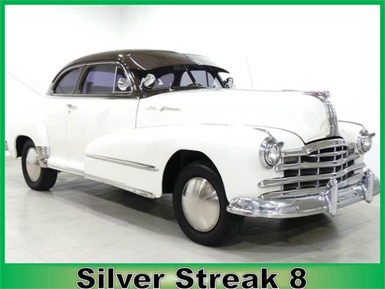 Large Picture of Classic 1948 Silver Streak located in Hedgesville West Virginia - F45O