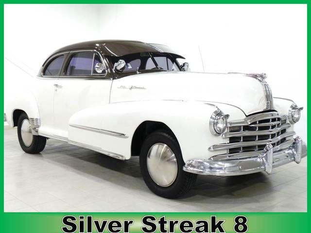 Picture of Classic '48 Pontiac Silver Streak located in Hedgesville West Virginia Offered by a Private Seller - F45O
