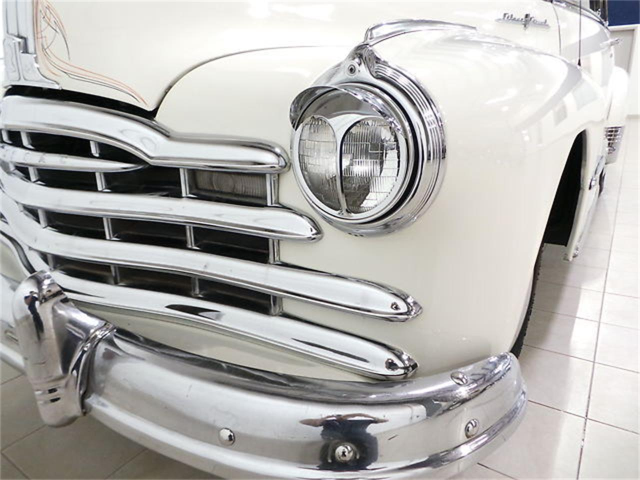 Large Picture of Classic '48 Pontiac Silver Streak located in Hedgesville West Virginia - F45O