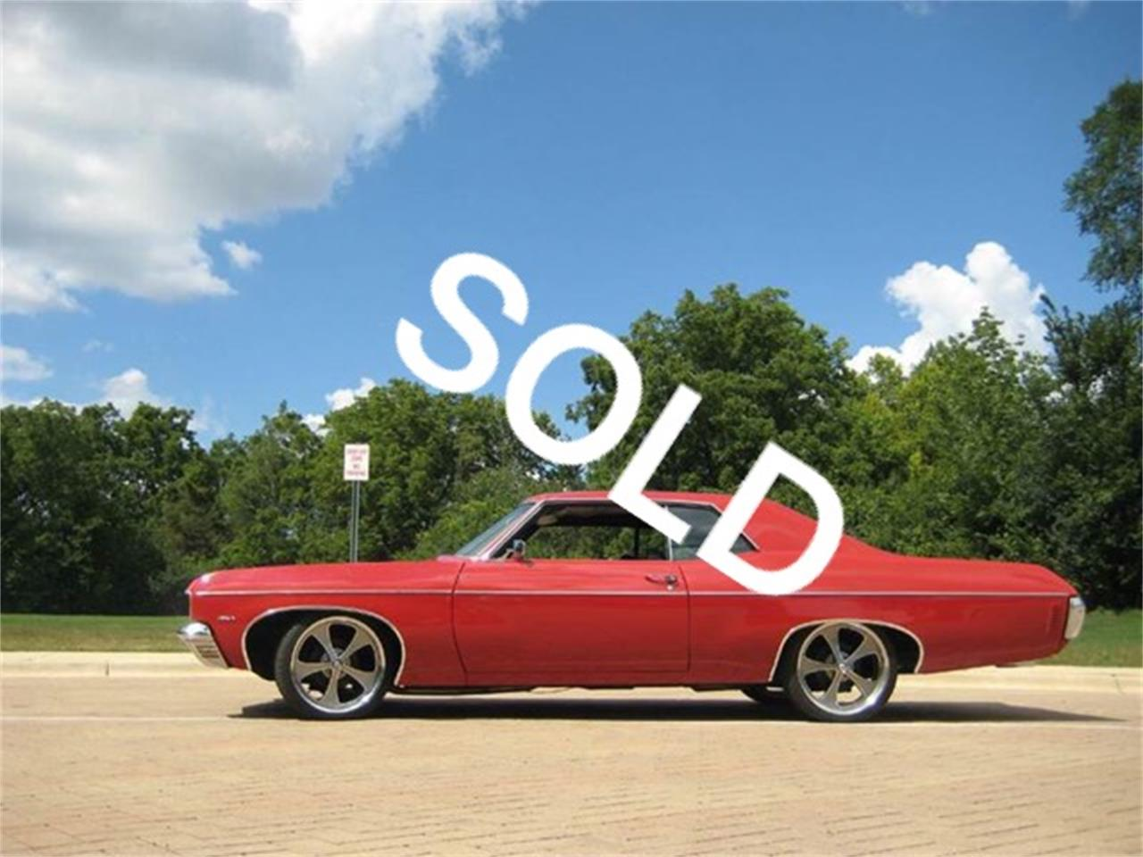 Large Picture of Classic 1970 Impala located in Illinois - $22,995.00 - F45R