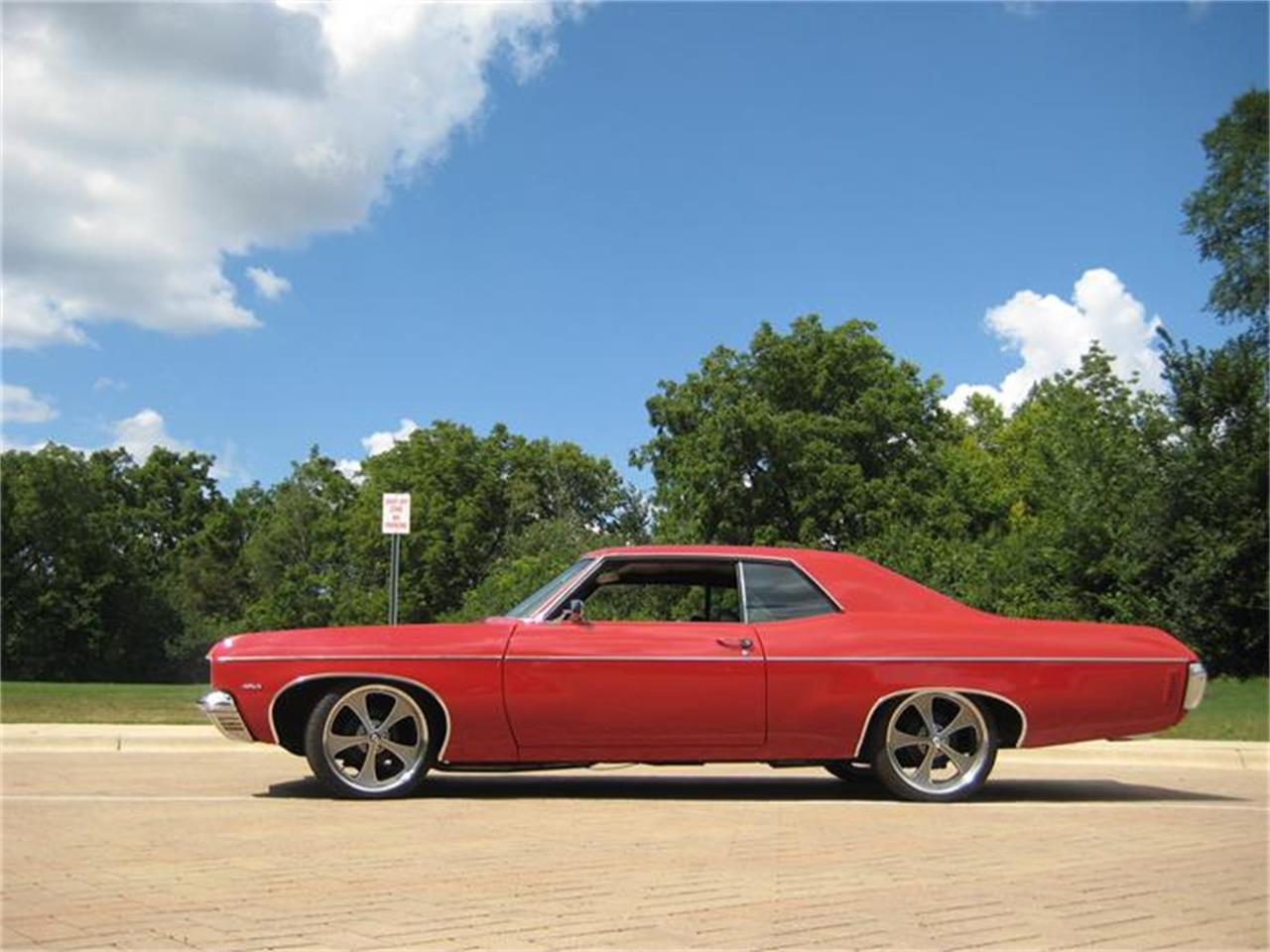 Large Picture of '70 Chevrolet Impala located in Illinois Offered by Classic Auto Haus - F45R