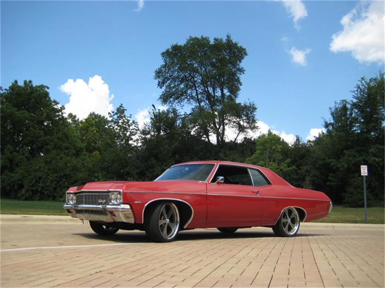 Large Picture of Classic 1970 Impala Offered by Classic Auto Haus - F45R