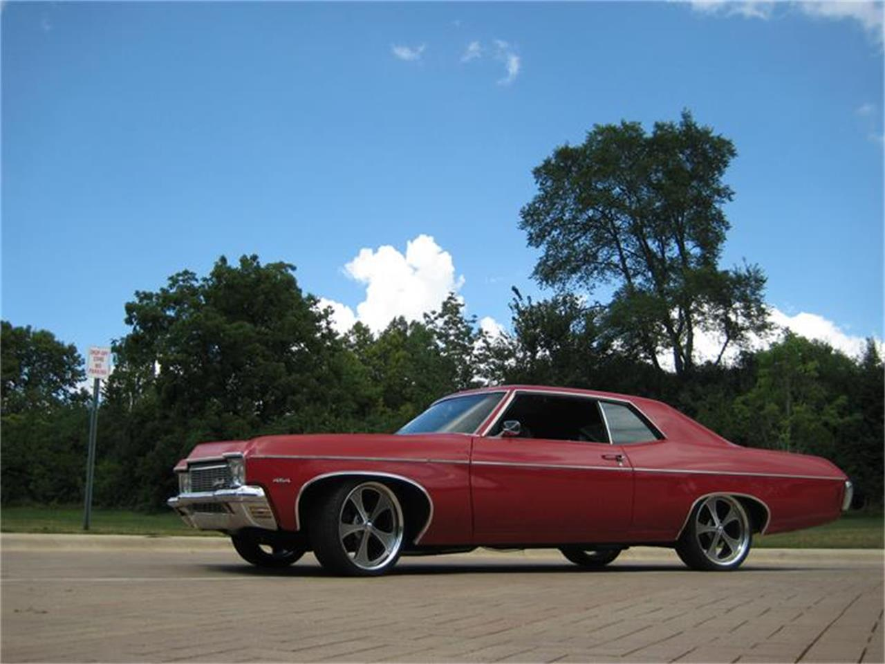 Large Picture of 1970 Chevrolet Impala - F45R