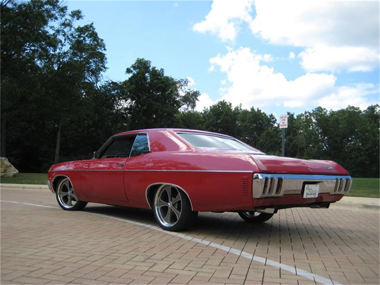 Large Picture of Classic 1970 Chevrolet Impala - $22,995.00 Offered by Classic Auto Haus - F45R