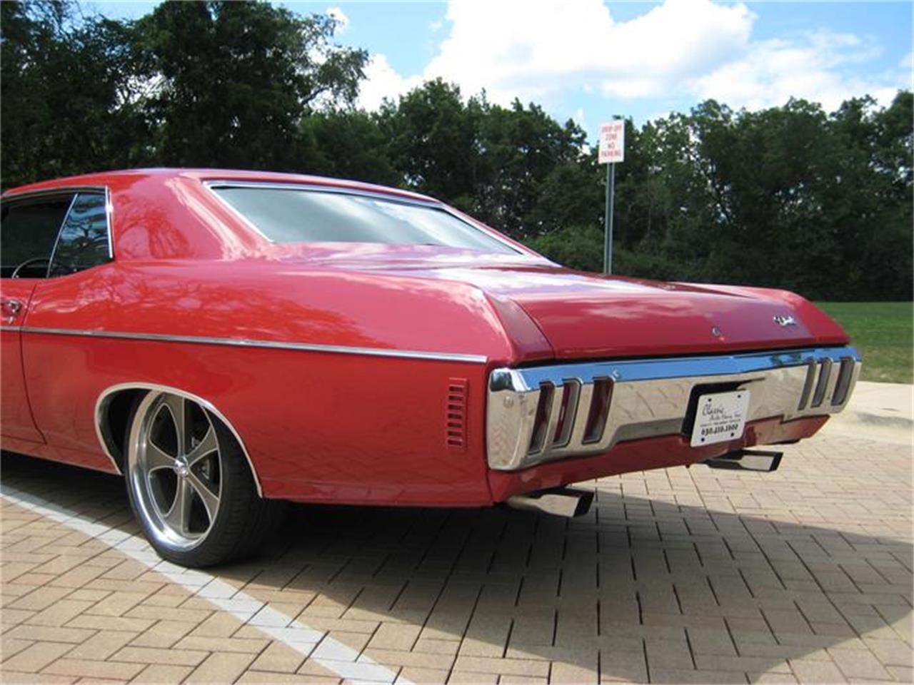 Large Picture of 1970 Chevrolet Impala located in Geneva Illinois - $22,995.00 Offered by Classic Auto Haus - F45R