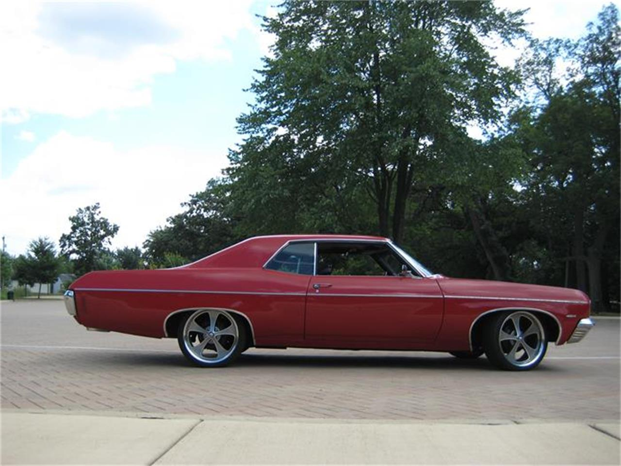 Large Picture of Classic '70 Chevrolet Impala located in Geneva Illinois - $22,995.00 Offered by Classic Auto Haus - F45R