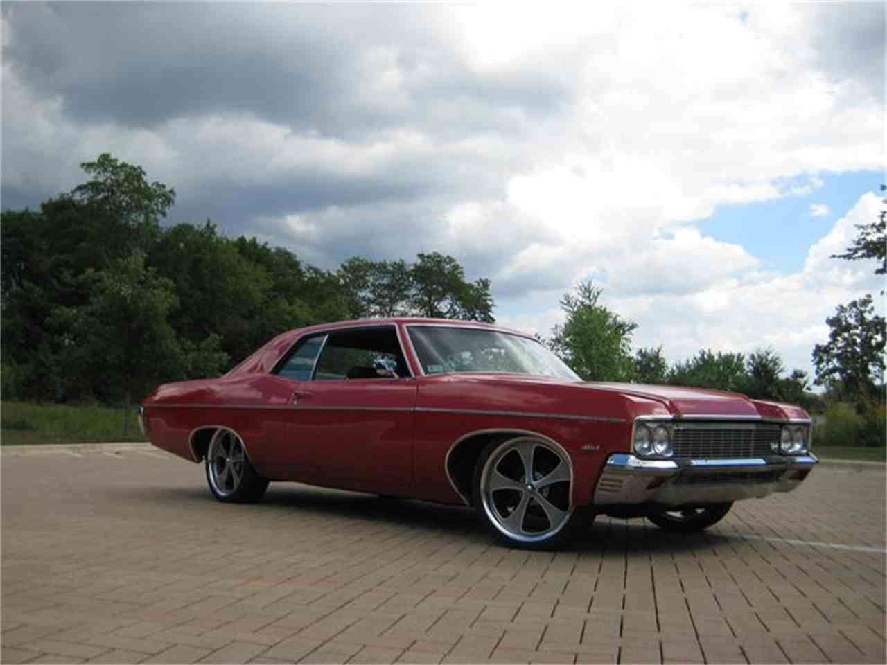 Large Picture of '70 Impala - F45R