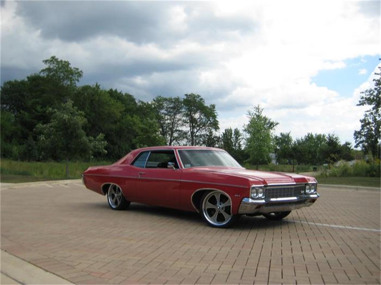 Large Picture of '70 Impala Offered by Classic Auto Haus - F45R